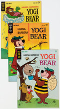 Silver Age (1956-1969):Cartoon Character, Yogi Bear #10-38 Near Complete Range Group (Gold Key, 1962-69) Condition: Average VF-.... (Total: 28 )