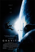 """Movie Posters:Science Fiction, Gravity & Other Lot (Warner Brothers, 2013). Rolled, Very Fine. One Sheets (2) (27"""" X 40"""") DS Advance. Science Fiction.. ... (Total: 2 Items)"""