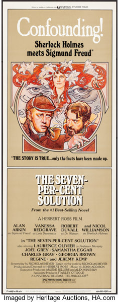 The Seven-Per-Cent Solution & Other Lot (Universal, 1976