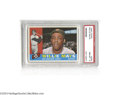 Baseball Cards:Singles (1960-1969), 1960 Topps Willie Mays #200 PSA NM-MT 8....