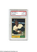 Baseball Cards:Singles (1960-1969), 1961 Topps Willie McCovey #517 PSA NM-MT 8....