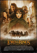 """Movie Posters:Fantasy, The Lord of the Rings: The Fellowship of the Ring (New Line, 2001). Rolled, Fine/Very Fine. One Sheet (27"""" X 40"""") SS, Advanc..."""