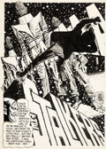 Original Comic Art:Splash Pages, Alex Toth Creepy #6 Splash Page 2 Original Art (Warren,1965)....