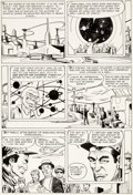 Original Comic Art:Panel Pages, Steve Ditko Tales of Suspense #41 Story Page 2 Original Art (Marvel, 1963)....