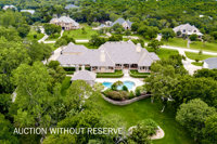 Finely crafted Luxury Home with Entertainer's Backyard Paradise