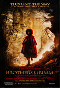 """Movie Posters:Fantasy, The Brothers Grimm (Dimension, 2005). Rolled, Very Fine-. One Sheets (2) (27"""" X 40"""") DS & SS Advance, 2 Styles. Fantasy.. ... (Total: 2 Items)"""