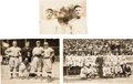 "Baseball Collectibles:Photos, 1917 Tim Murnane Day ""All-Star"" Team Photograph from The Stuffy McInnis Collection...."