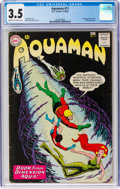 Silver Age (1956-1969):Superhero, Aquaman #11 (DC, 1963) CGC VG- 3.5 Cream to off-white pages....