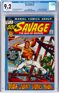 Bronze Age (1970-1979):Superhero, Doc Savage #1 (Marvel, 1972) CGC NM- 9.2 White pages....