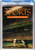 Magazines:Vintage, Sports Illustrated V1#1 (Time Inc., 1954) CGC VF- 7.5 White pages....
