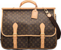 Luxury Accessories:Bags, Louis Vuitton Brown Monogram Coated Canvas Oversized Messe...