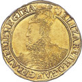 Great Britain: Elizabeth I (1558-1603) gold Pound ND (1598-1600) MS64 NGC