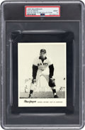Baseball Collectibles:Others, 1960 Willie Mays MacGregor Photograph, PSA Mint 9 - None Higher. ...