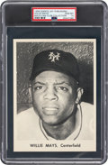 Baseball Collectibles:Others, 1958 Willie Mays Giants Jay Publishing Photograph, PSA Gem Mint 10 - None Higher. ...
