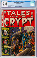 Tales From the Crypt #26 Gaines File Pedigree 3/12 (EC, 1951) CGC NM/MT 9.8 Off-white to white pages