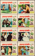 """Movie Posters:Comedy, It's Only Money & Other Lot (Paramount, 1962). Overall: Very Fine. Lobby Card Sets of 8 (2 Sets) (11"""" X 14""""). Comedy.. ... (Total: 16 Items)"""