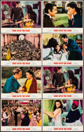 """Movie Posters:Academy Award Winners, Gone with the Wind (MGM, R-1968). Very Fine-. Lobby Cards (8) (11"""" X 14""""). Academy Award Winners.. ... (Total: 8 Items)"""