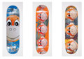 Collectible:Contemporary, Supreme X Jeff Koons. Monkey Train, set of three, 2006. Offset lithographs in colors on skate decks. 32 x 8 inches (81.3... (Total: 3 Items)