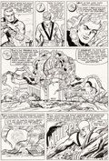 Original Comic Art:Panel Pages, Carl Burgos and George Roussos Tales To Astonish #62 Story Page 2 Giant-Man Original Art (Marvel, 1964)....