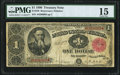 Large Size:Treasury Notes, Fr. 349 $1 1890 Treasury Note PMG Choice Fine 15.. ...