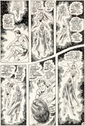 Original Comic Art:Panel Pages, Curt Swan and Murphy Anderson Superman #237 Story Pages 18-19 Original Art (DC, 1971).... (Total: 2 Original Art)