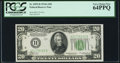 Fr. 2055-H $20 1934A Federal Reserve Note. PCGS Very Choice New 64PPQ