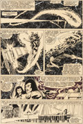Original Comic Art:Panel Pages, John Byrne and Terry Austin X-Men #135 Story Page 15 Dark Phoenix Original Art (Marvel, 1980)....