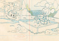Animation Art:Production Drawing, Mickey Mouse Children's Book Art Group of 13 (Walt Disney, c. 1990s).. ... (Total: 13 Original Art)