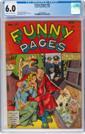 Golden Age (1938-1955):Miscellaneous, Funny Pages #36 (Centaur Publications, 1940) CGC FN 6.0 Cream to off-white pages....