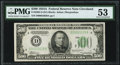 Small Size:Federal Reserve Notes, Fr. 2202-D $500 1934A Federal Reserve Note. PMG About Uncirculated 53.. ...