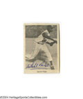 Autographs:Photos, Satchel Paige Signed Photograph....