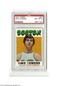 Basketball Cards:Singles (1970-1979), 1971 Topps Dave Cowens #47 PSA NM-MT 8....