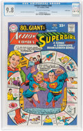 Silver Age (1956-1969):Superhero, Action Comics #360 Pacific Coast Pedigree (DC, 1968) CGC NM/MT 9.8Off-white to white pages....