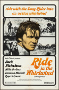 """Movie Posters:Western, Ride in the Whirlwind & Other Lot (Jack H. Harris, R-1971). Folded, Very Fine-. One Sheets (3) (27"""" X 41""""). Western.. ... (Total: 3 Items)"""