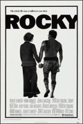 "Movie Posters:Academy Award Winners, Rocky (United Artists, 1977). Folded, Fine/Very Fine. One Sheet (27"" X 41""). Academy Award Winners. From the private colle..."