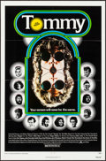 """Movie Posters:Rock and Roll, Tommy (Columbia, 1975). Folded, Very Fine+. One Sheet (27"""" X 41""""). Rock and Roll. From the private collection of Robert Lo..."""