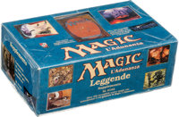 Magic: The Gathering Legends Italian Edition (Wizards of the Coast, 1994)