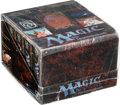 Memorabilia:Trading Cards, Magic: The Gathering German Foreign Black Bordered Revised Edition Box Still Sealed (Wizards of the Coast, 1994)....
