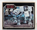 Memorabilia:Science Fiction, Star Wars: Return of the Jedi AT-AT Imperial All Terrain Armored Transport Vehicle (Kenner, 1983) Condition: AFA 80 Q-...