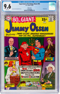 Silver Age (1956-1969):Superhero, Superman's Pal Jimmy Olsen #95 Pacific Coast Pedigree (DC, 1966)CGC NM+ 9.6 Off-white pages....