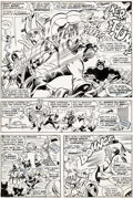Original Comic Art:Panel Pages, Gene Colan and John Tartaglione Not Brand Echh #8 page 4 Original Art (Marvel, 1968)....