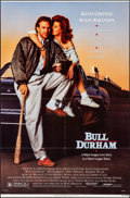 """Movie Posters:Sports, Bull Durham (Orion, 1988). Folded, Very Fine+. One Sheet (27"""" X 41"""") SS. Sports.. ..."""