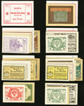 Austria Notgeld Group Lot of 195 Examples About Uncirculated-Crisp Uncirculated. ... (Total: 195 notes)