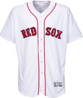 Baseball Collectibles:Uniforms, 2016 David Ortiz Game Worn & Signed Boston Red Sox Jersey from Game-Winning Home Run Game vs. Yankees 4-29, MLB Authentic. ...