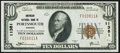 Portsmouth, VA - $10 1929 Ty. 1 American NB Ch. # 11381 Extremely Fine