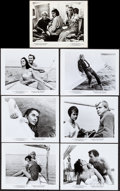 """Movie Posters:Foreign, Knife in the Water (Film Polski, 1962). Very Fine-. Photos (14) (8"""" X 10""""). Foreign.. ... (Total: 14 Items)"""