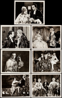 """Monsieur Beaucaire (Paramount, 1924). Fine/Very Fine. Photos (11) (8"""" X 10""""). Drama. ... (Total: 11 Items)"""