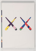 Collectible:Contemporary, KAWS X Hypebeast. Issue 16: The Projection Issue, 2016. Offset lithographs in colors on paper. 10-3/4 x 8 inches (27.3 x...