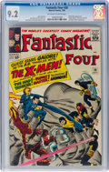 Silver Age (1956-1969):Superhero, Fantastic Four #28 (Marvel, 1964) CGC NM- 9.2 Off-white to whitepages....