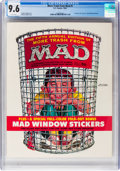 Magazines:Mad, More Trash from Mad #5 (EC, 1962) CGC NM+ 9.6 White pages....